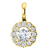 Diamond Pendants Jewelery